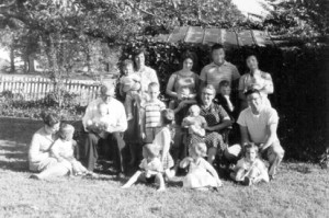 Moore Family 1961