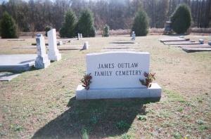 James Outlaw Family Memorial