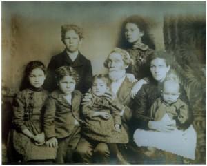 joseph cotten family