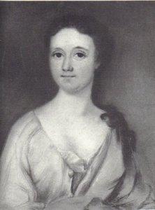 Portrait of Mrs. John Moore